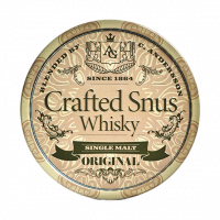 Crafted Snus Whisky Original Snus
