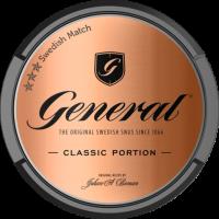 General Original Snus