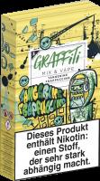 Graffiti Mix & Vape: Tangerine Frappuccino 3mg Nicotine