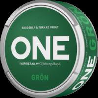 ONE Grün White