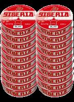 Siberia Red -80 Deg. Extreme White Dry 20 Dosen