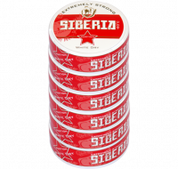 Siberia Red -80 Deg. Extreme White Dry Sixpack
