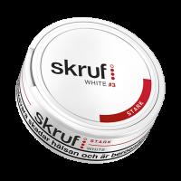 Skruf White Strong