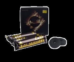 Al Akbar Shisha Charcoal 33mm