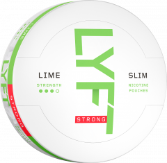 Lyft Lime Strong Slim Portions Sixpack