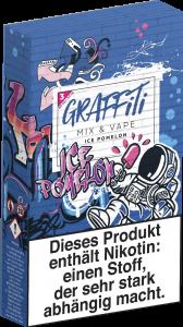 Graffiti Mix & Vape: Ice Pomelon 3mg Nicotine