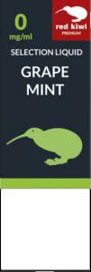 Red Kiwi Selection Liquid Grape Mint