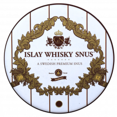 Islay Whisky White Snus