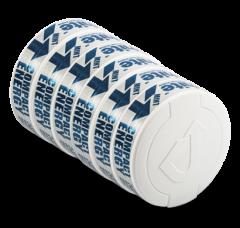 KickUp Soft Mint Real White Sixpack