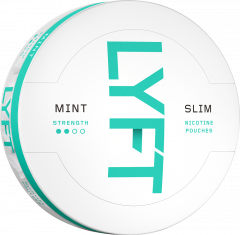 Lyft Mint Slim Portion Sixpack