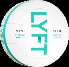 Lyft Cool Mint Strong Slim Portions Sixpack