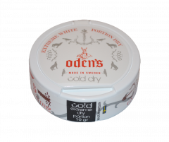 Oden's Cold Extreme White Dry Portion 20 Dosen
