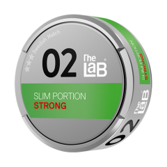 The Lab Slim Strong Portion Snus