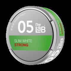 The Lab Slim White Strong Snus