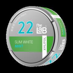 The Lab Slim White Mint Xylitol Snus